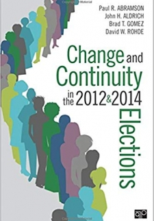 Change and Continuity in the 2012 and 2014 Elections