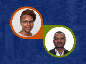 Two Experts on Africa to Join Trinity Faculty
