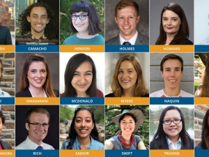 18 Ph.D. Students Receive NSF Graduate Research Fellowships for 2021